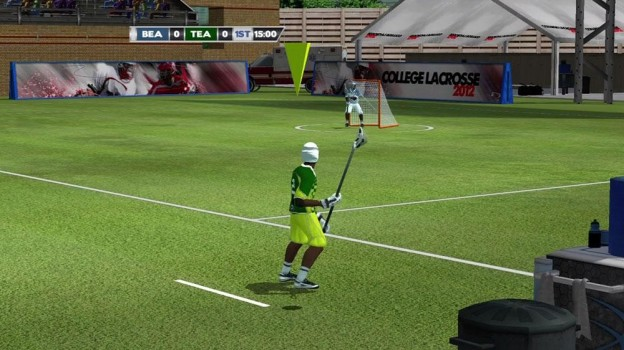 College Lacrosse 2012 Screenshot #5 for Xbox 360