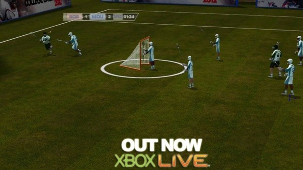 College Lacrosse 2012 Screenshot #6 for Xbox 360