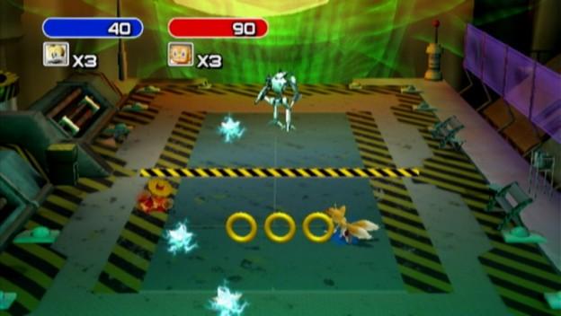 SEGA Superstars Tennis Screenshot #10 for Wii