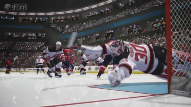 NHL 13 Screenshot #40 for Xbox 360