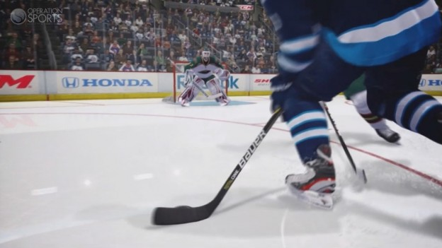 NHL 13 Screenshot #48 for Xbox 360