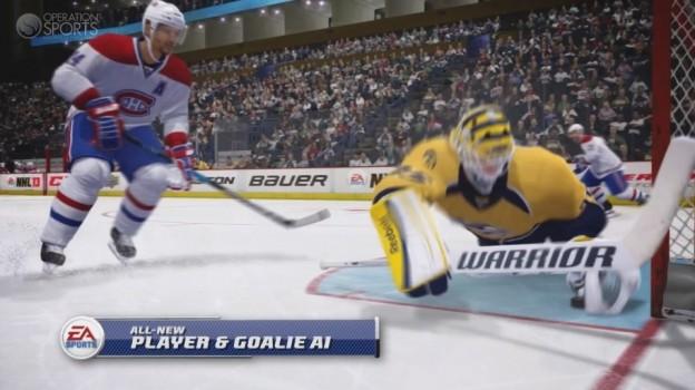 NHL 13 Screenshot #50 for Xbox 360