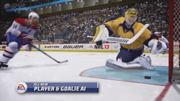NHL 13 Screenshot #51 for Xbox 360