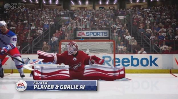 NHL 13 Screenshot #52 for Xbox 360