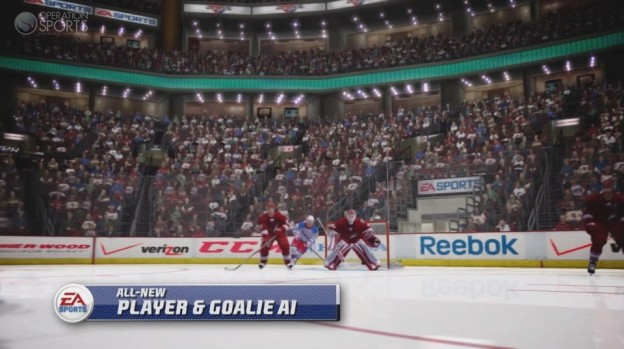 NHL 13 Screenshot #53 for Xbox 360