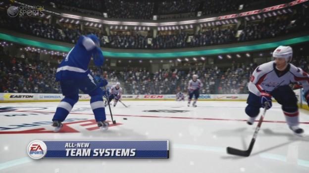 NHL 13 Screenshot #56 for Xbox 360