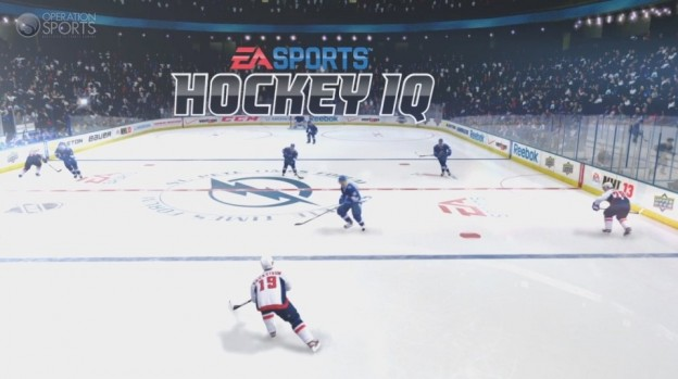 NHL 13 Screenshot #58 for Xbox 360