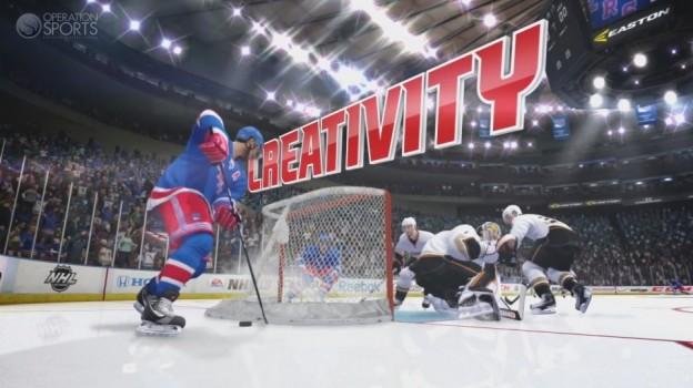 NHL 13 Screenshot #71 for Xbox 360