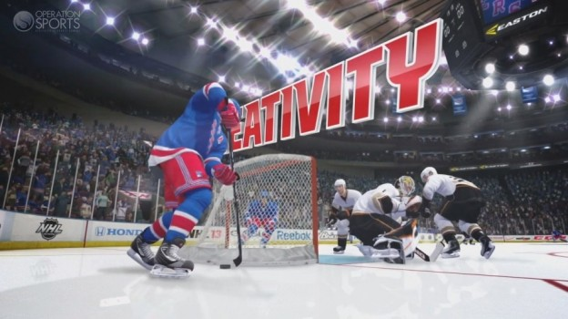 NHL 13 Screenshot #73 for Xbox 360