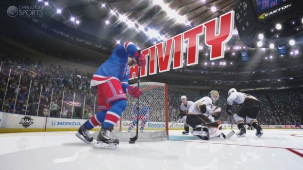 NHL 13 Screenshot #74 for Xbox 360