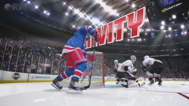 NHL 13 Screenshot #75 for Xbox 360