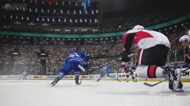 NHL 13 Screenshot #91 for Xbox 360