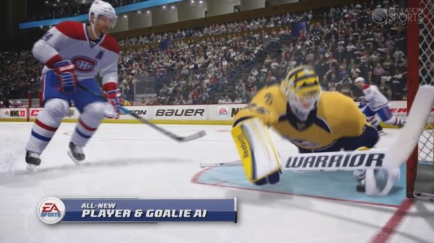 NHL 13 Screenshot #46 for PS3