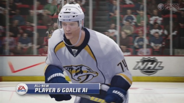 NHL 13 Screenshot #51 for PS3