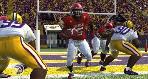 NCAA Football 09 Screenshot #3 for Xbox 360