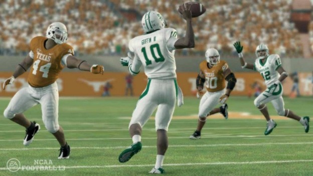 NCAA Football 13 Screenshot #37 for Xbox 360