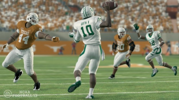 NCAA Football 13 Screenshot #38 for Xbox 360