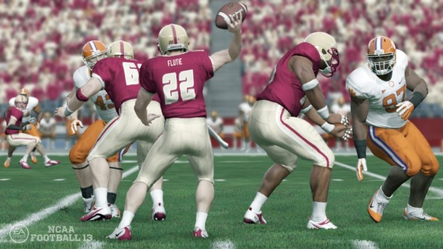 NCAA Football 13 Screenshot #44 for Xbox 360