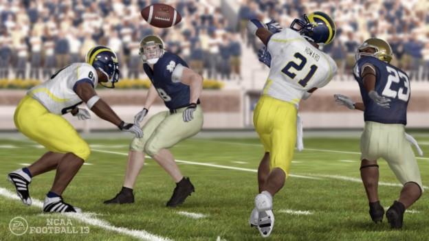 NCAA Football 13 Screenshot #46 for Xbox 360