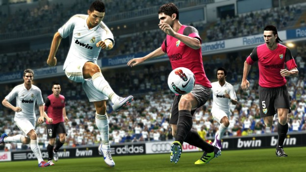 Pro Evolution Soccer 2013 Screenshot #11 for Xbox 360