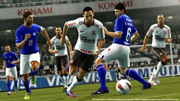 Pro Evolution Soccer 2013 Screenshot #12 for Xbox 360