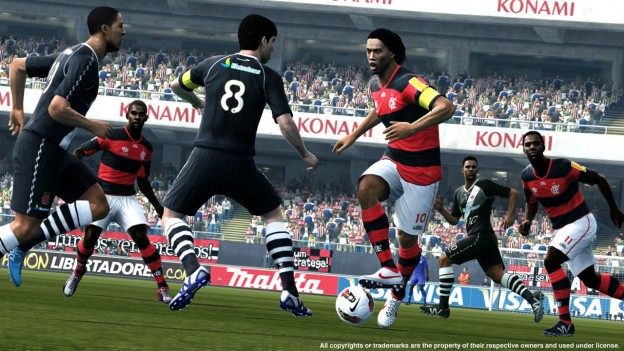 Pro Evolution Soccer 2013 Screenshot #13 for Xbox 360