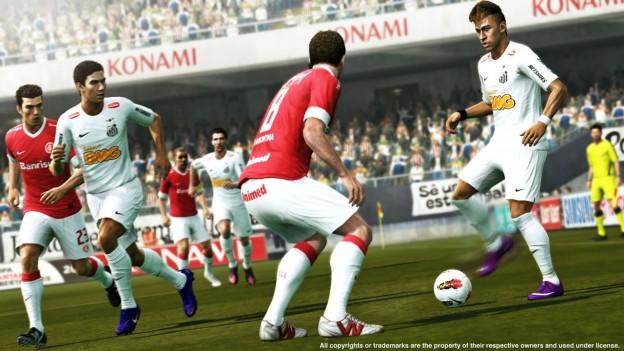Pro Evolution Soccer 2013 Screenshot #15 for Xbox 360