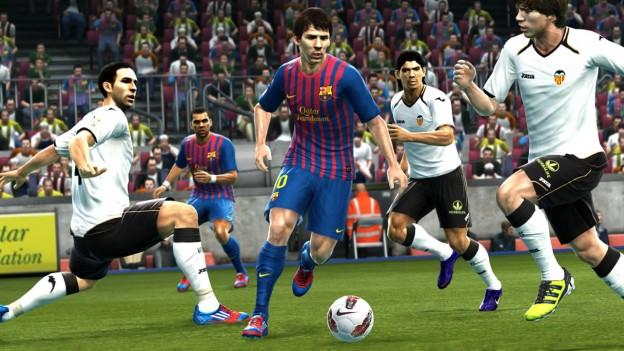 Pro Evolution Soccer 2013 Screenshot #16 for Xbox 360