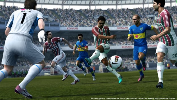 Pro Evolution Soccer 2013 Screenshot #14 for PS3