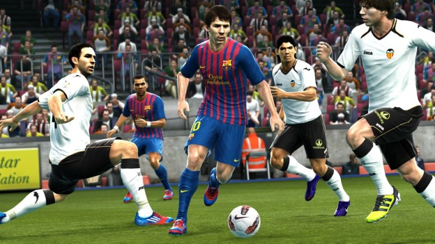 Pro Evolution Soccer 2013 Screenshot #16 for PS3