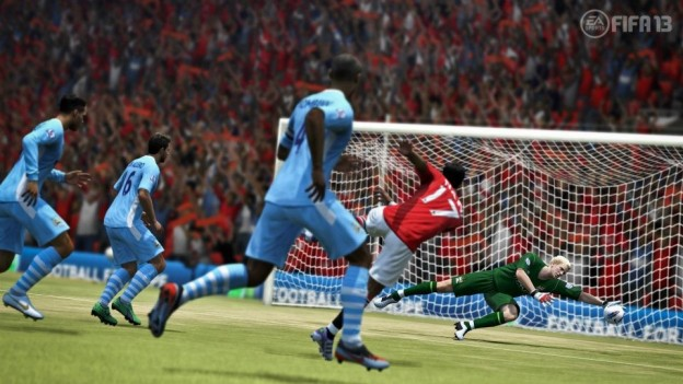 FIFA Soccer 13 Screenshot #15 for Xbox 360