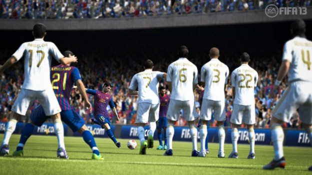 FIFA Soccer 13 Screenshot #18 for Xbox 360