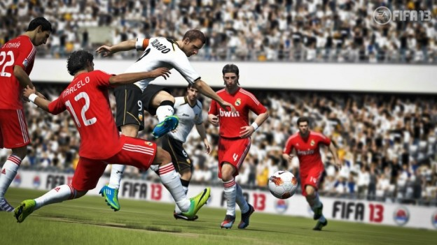 FIFA Soccer 13 Screenshot #19 for Xbox 360