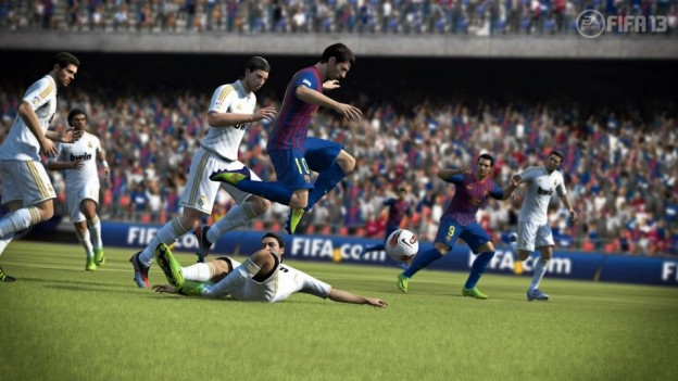 FIFA Soccer 13 Screenshot #20 for Xbox 360