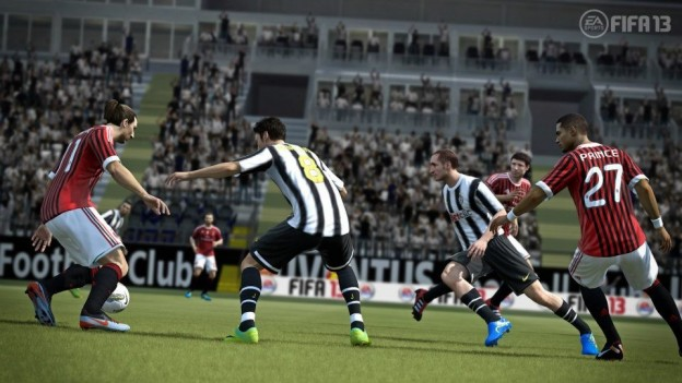 FIFA Soccer 13 Screenshot #22 for Xbox 360