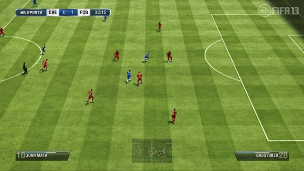 FIFA Soccer 13 Screenshot #24 for Xbox 360