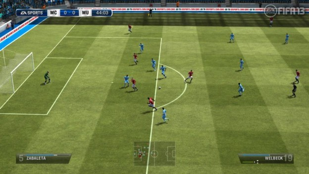 FIFA Soccer 13 Screenshot #25 for Xbox 360