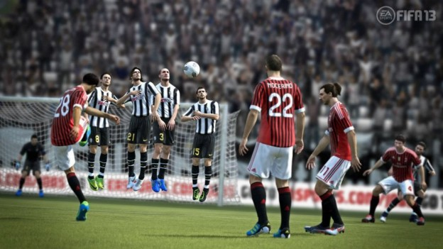 FIFA Soccer 13 Screenshot #13 for PS3