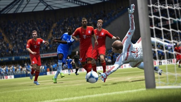 FIFA Soccer 13 Screenshot #30 for PS3