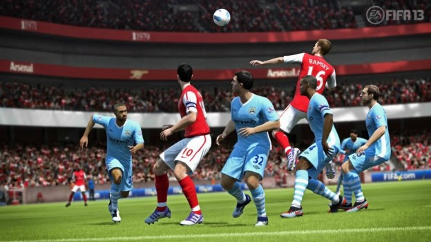 FIFA Soccer 13 Screenshot #31 for PS3