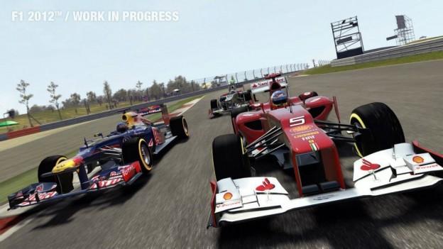 F1 2012 Screenshot #1 for Xbox 360