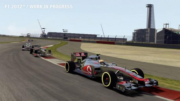 F1 2012 Screenshot #2 for Xbox 360