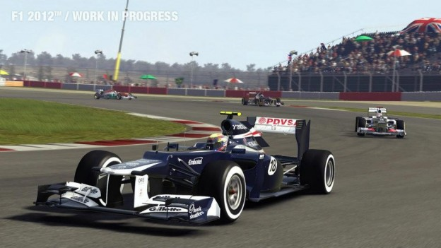 F1 2012 Screenshot #3 for Xbox 360