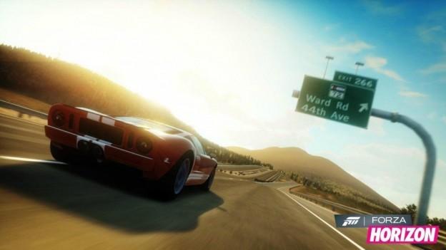 Forza Horizon Screenshot #3 for Xbox 360