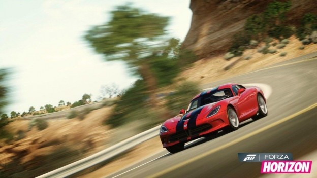 Forza Horizon Screenshot #8 for Xbox 360