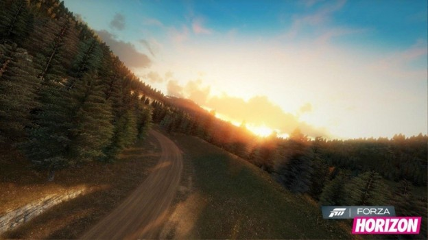 Forza Horizon Screenshot #10 for Xbox 360