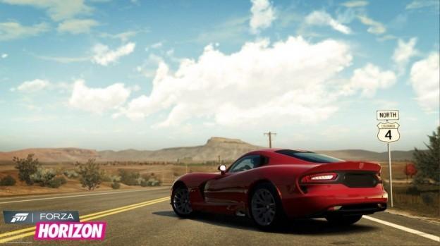 Forza Horizon Screenshot #12 for Xbox 360