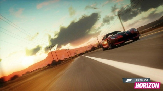 Forza Horizon Screenshot #13 for Xbox 360