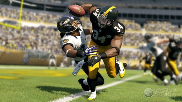 Madden NFL 13 Screenshot #155 for Xbox 360