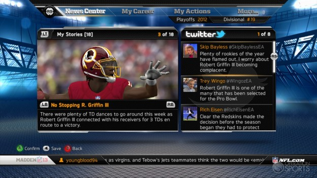 Madden NFL 13 Screenshot #166 for Xbox 360